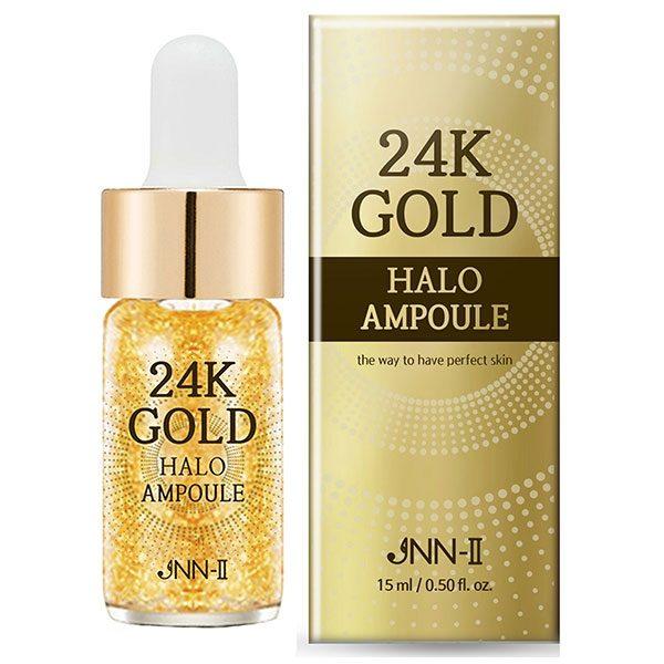 Tinh Chất Vàng 24k Halo Ampoule (15ml)