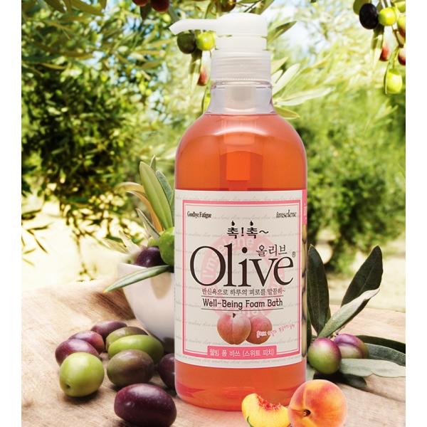 Sữa tắm hương đào tiên Olive