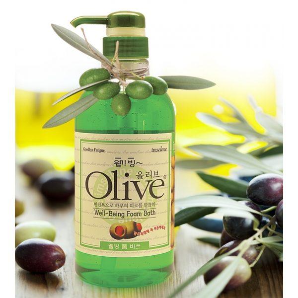 Sữa tắm Olive hương Olive