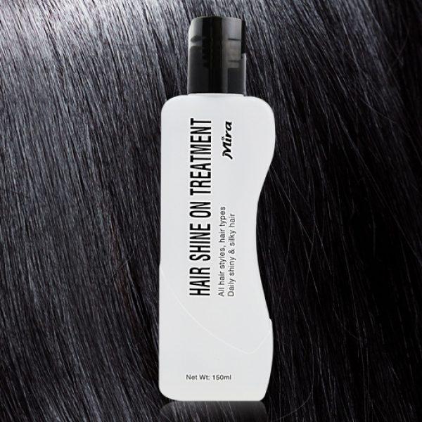 Tinh chất dưỡng tóc bóng mềm, chống xơ rối, phục hồi hư tổn Mira 150ml