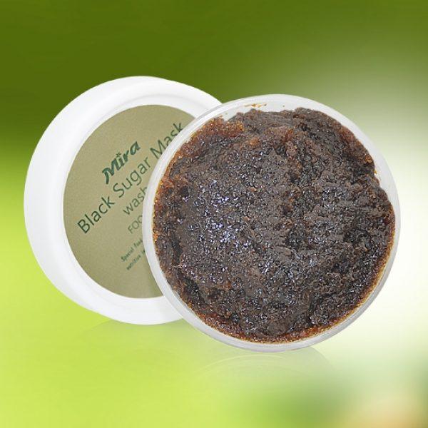 Mặt nạ tẩy tế bào chết, trắng da chiết xuất đường đen 220ml