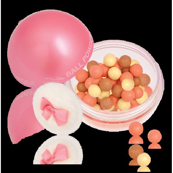 Phấn má hồng viên Mira Ball Powder