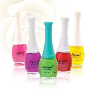 Sơn móng AROMA nail polish