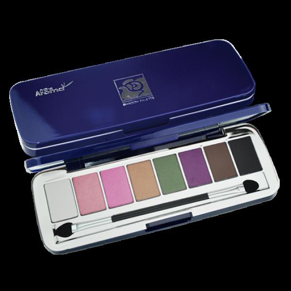 Phấn mắt 8 ô siêu mịn Mira Aroma Shadow Palette 8 Colors (2g x8)