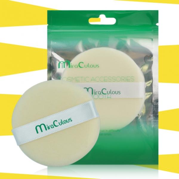 Bông phấn trang điểm cotton Mira Culous