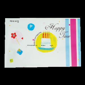 Khăn giấy lụa Happy (40 tờ/hộp)