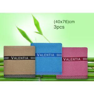 Bộ 3 khăn Valentia 39x76 cm