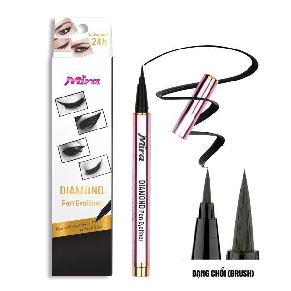 Viết Kẻ Mí Mắt Mira Diamond Pen Eyeliner