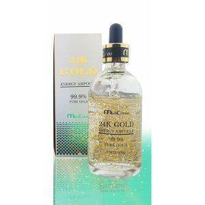 Tinh Chất Dưỡng Da Miraculous 24K Gold Energy Ampoule 99.9% Pure Gold