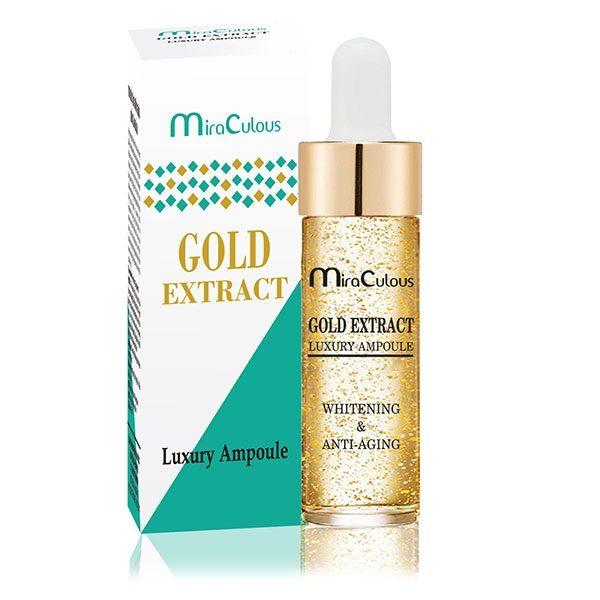 Serum Dưỡng Da MiraCulous Gold Extract 15ml