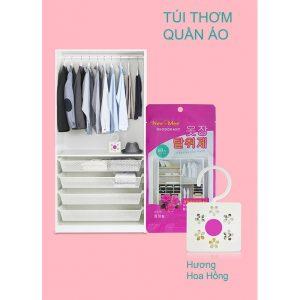 Túi Thơm Treo, Khử Mùi Tủ Quần Áo Hàn Quốc